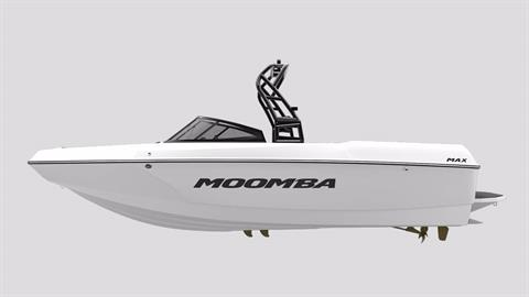 2018 Moomba MAX in Lawton, Michigan