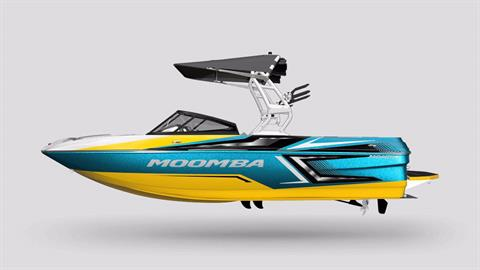 2018 Moomba Mondo in Lawton, Michigan