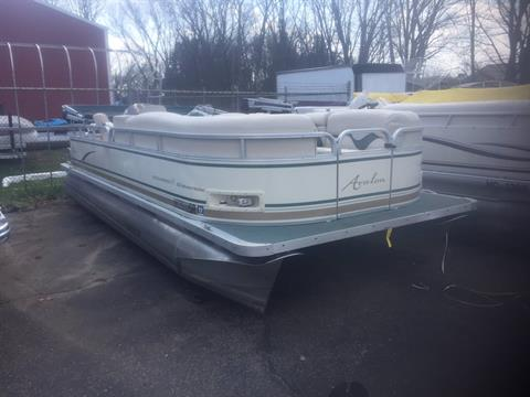 2005 Avalon Windjammer RE 20 Saltwater Series in Lawton, Michigan