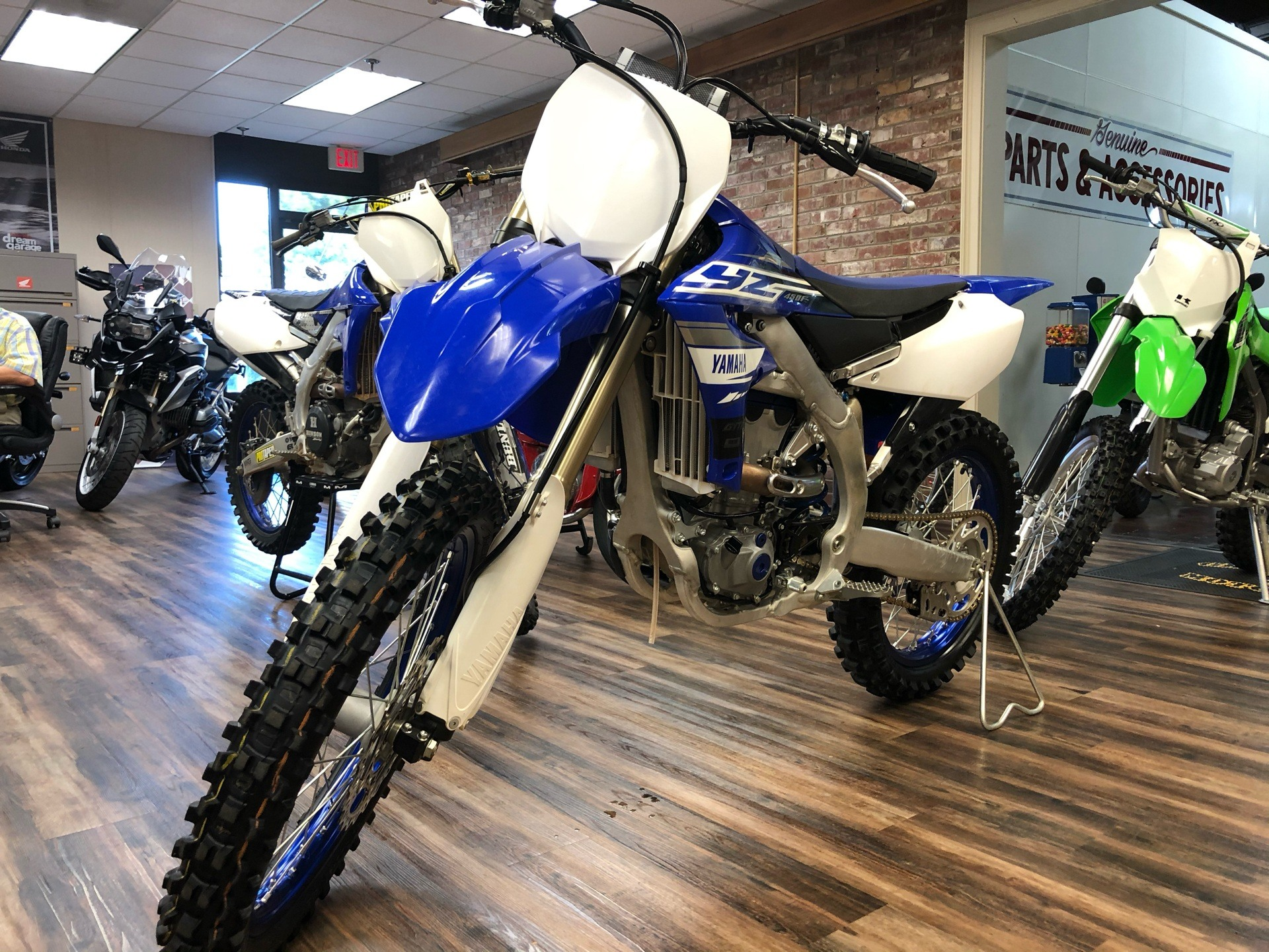 2019 Yamaha YZ450F in Statesville, North Carolina - Photo 1