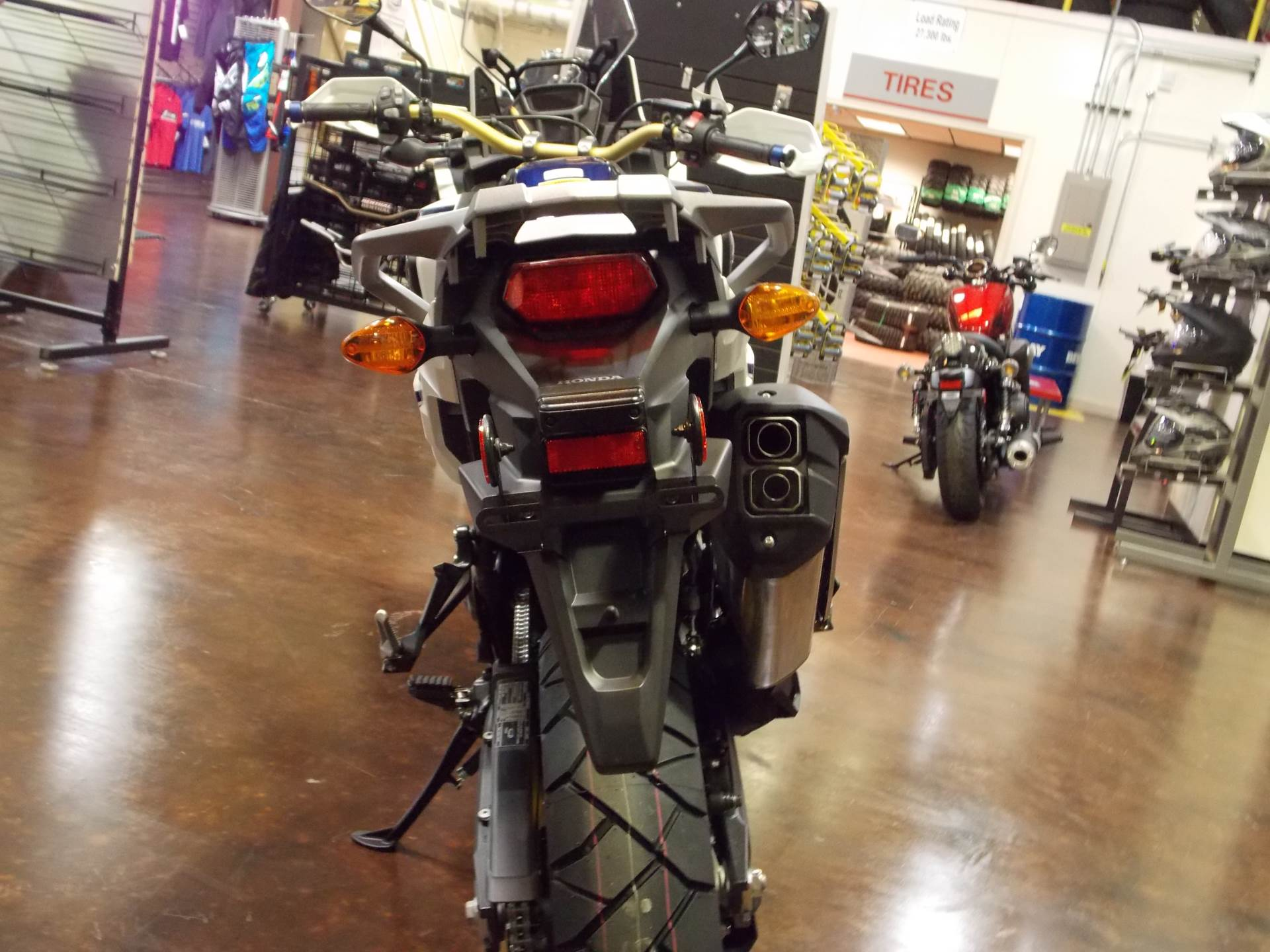 2017 Honda Africa Twin DCT in Statesville, North Carolina - Photo 13
