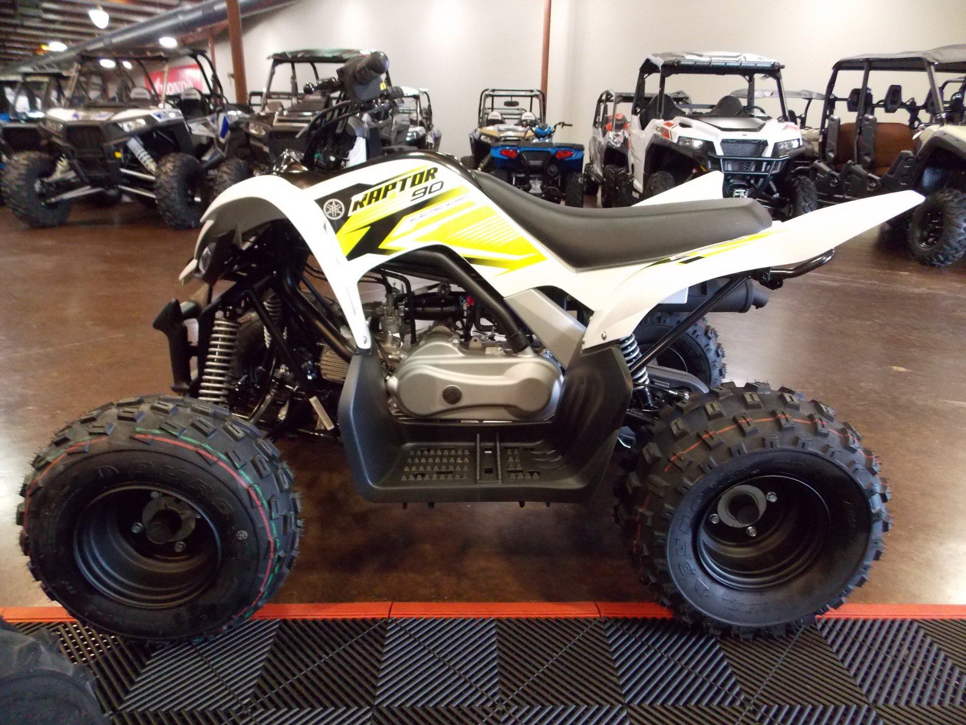 2018 Yamaha Raptor 90 in Statesville, North Carolina - Photo 4