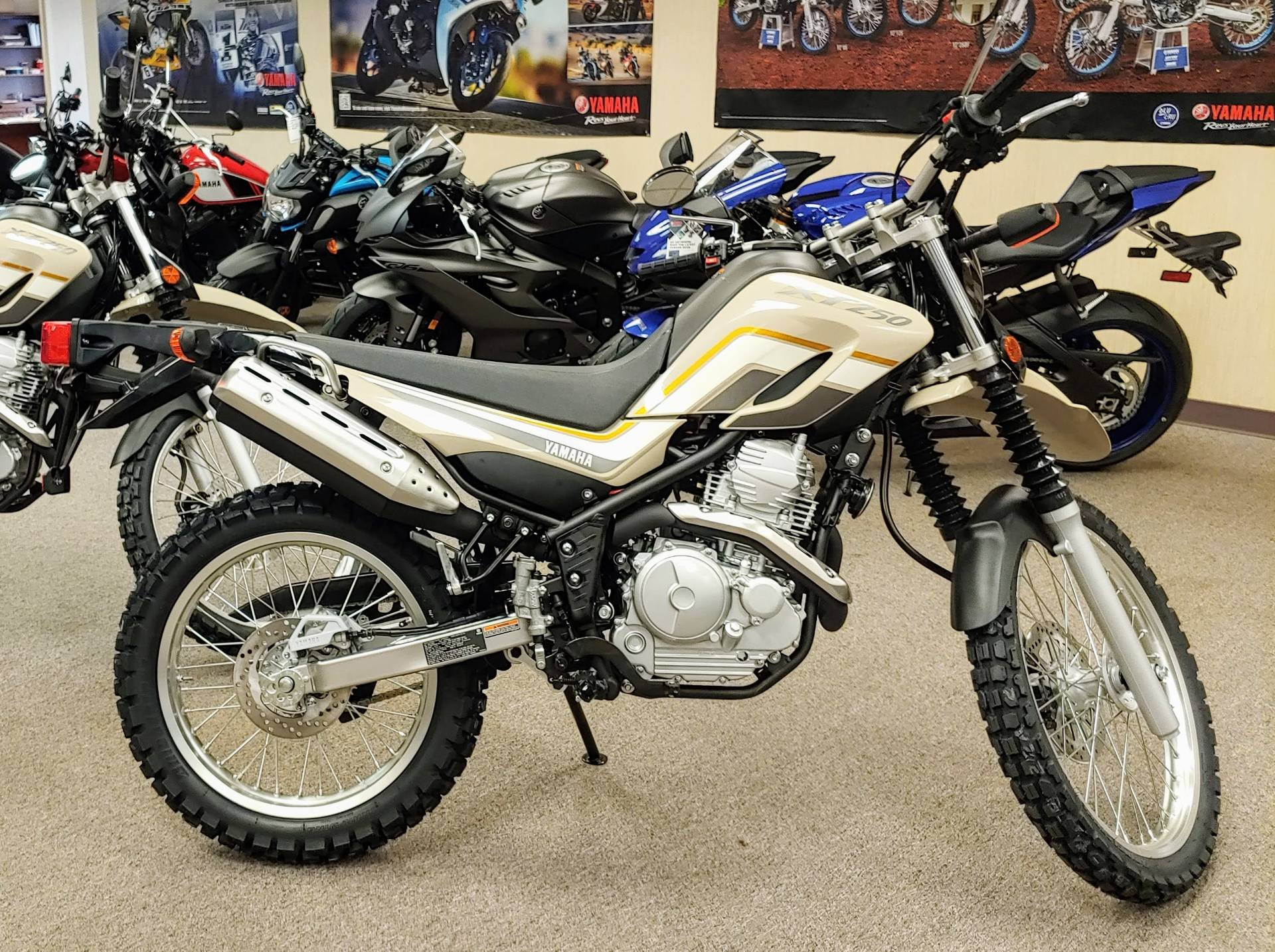 2020 Yamaha XT250 in Statesville, North Carolina - Photo 2