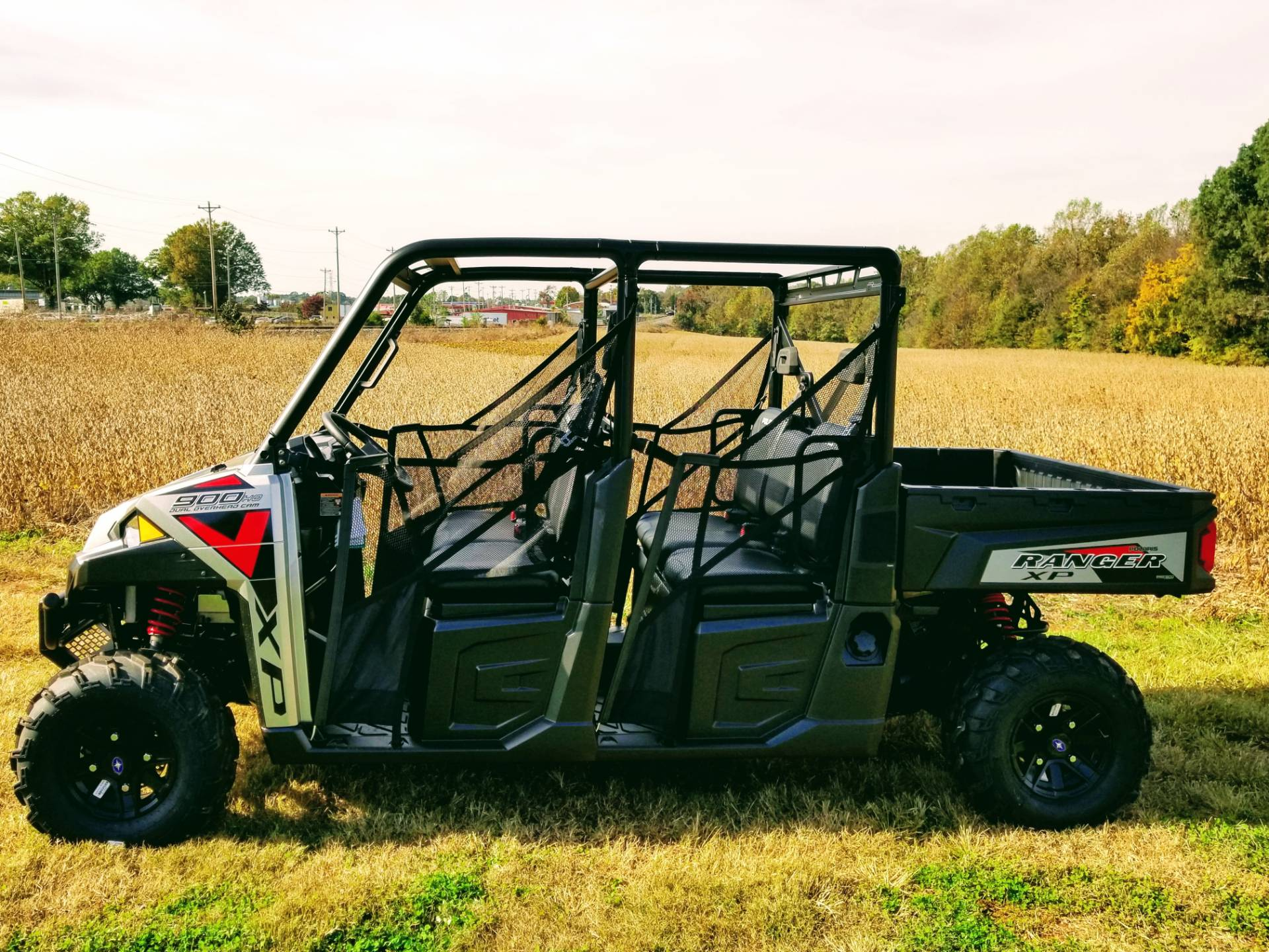 2019 Polaris Ranger Crew XP 900 EPS in Statesville, North Carolina - Photo 2