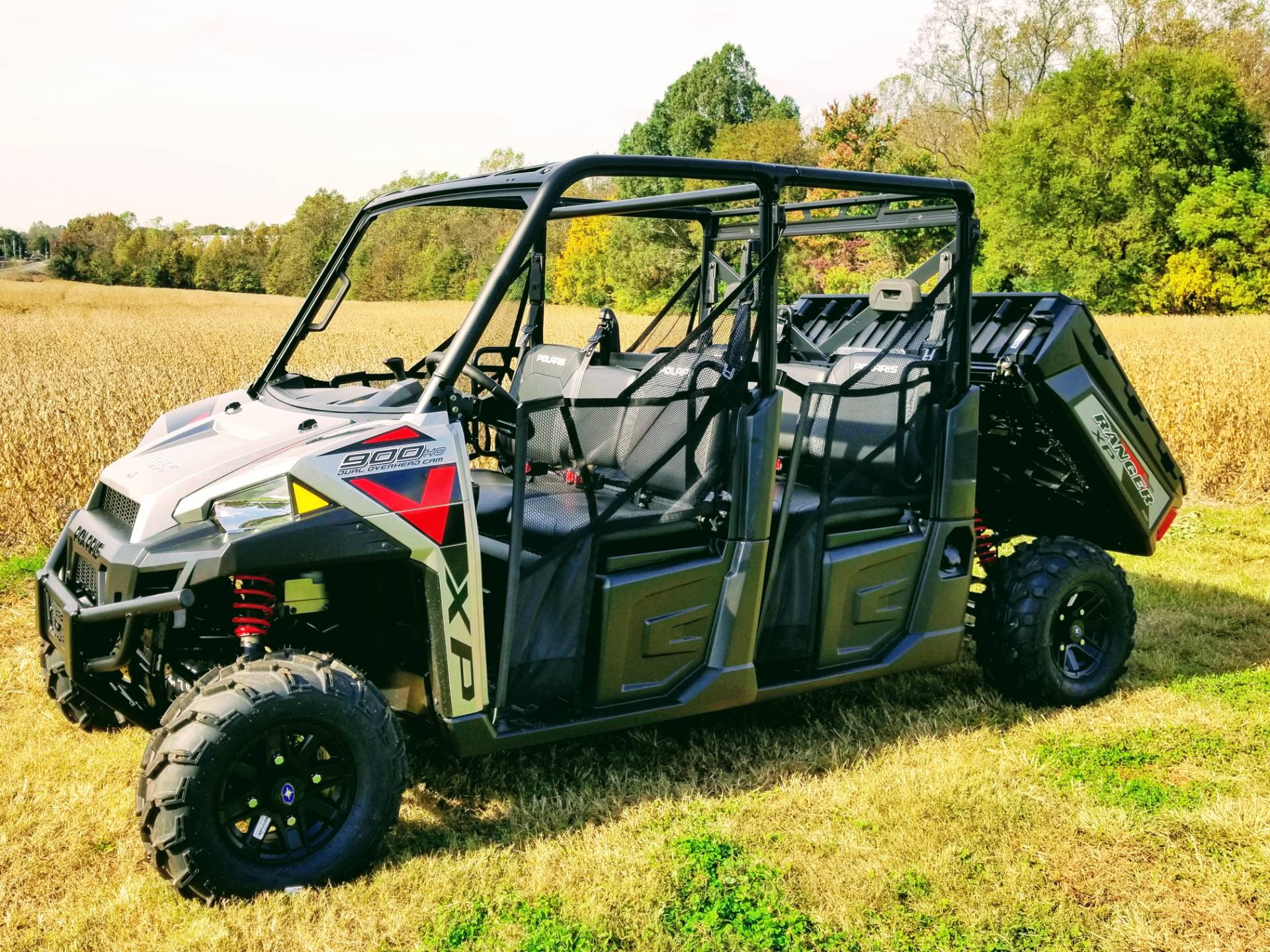 2019 Polaris Ranger Crew XP 900 EPS in Statesville, North Carolina - Photo 12