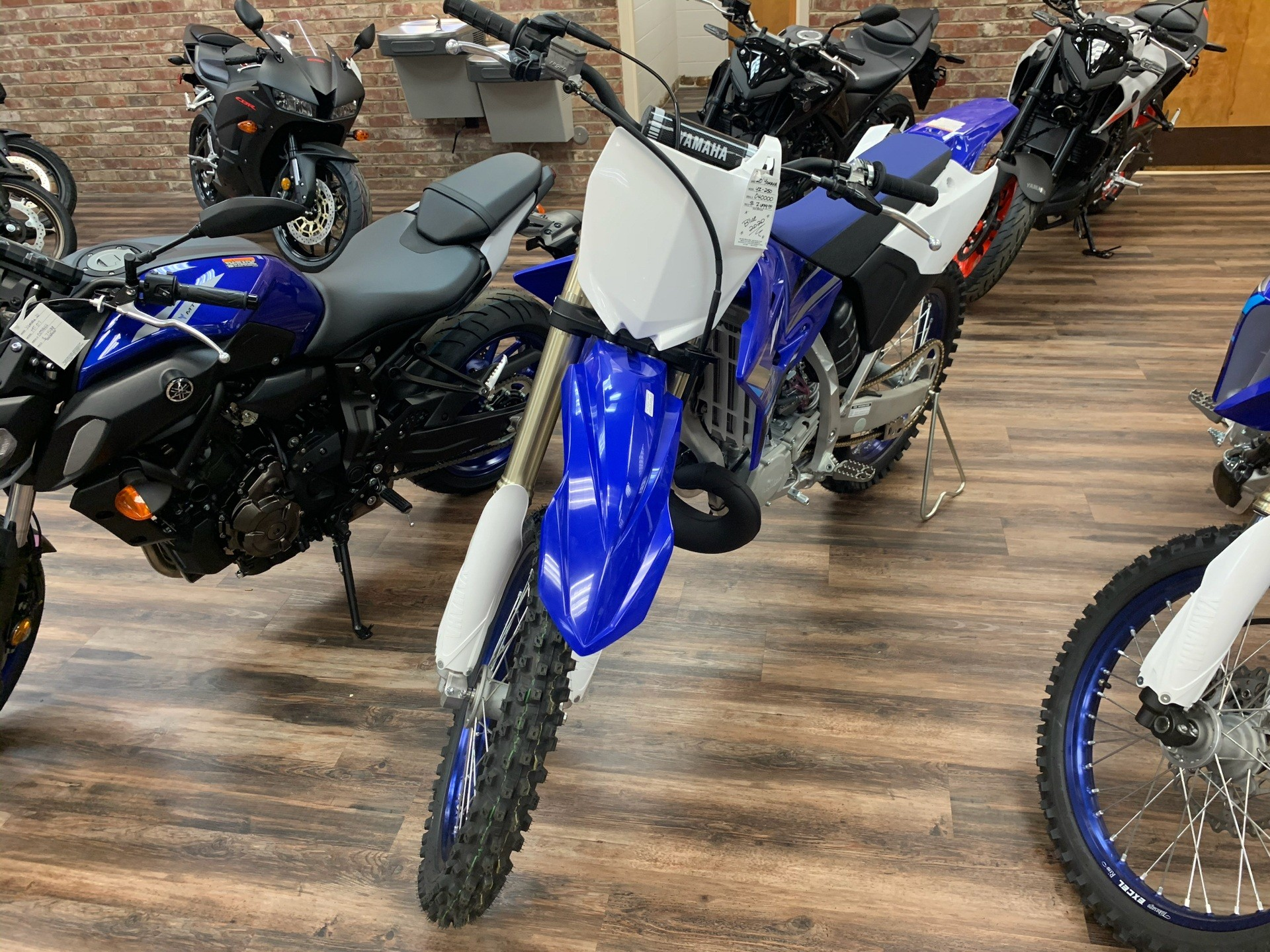 2020 Yamaha YZ250 in Statesville, North Carolina - Photo 2