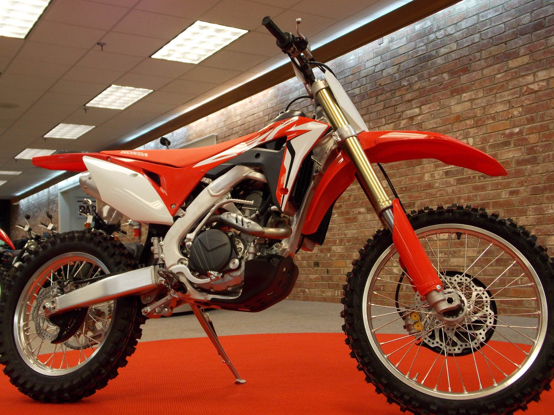 new 2017 honda crf450rx motorcycles in statesville, nc | stock