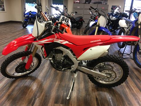 2017 Honda CRF450RX in Statesville, North Carolina - Photo 1