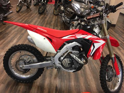 2017 Honda CRF450RX in Statesville, North Carolina - Photo 3