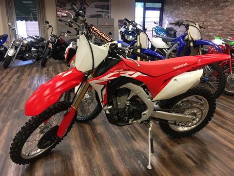 2017 Honda CRF450RX in Statesville, North Carolina - Photo 4