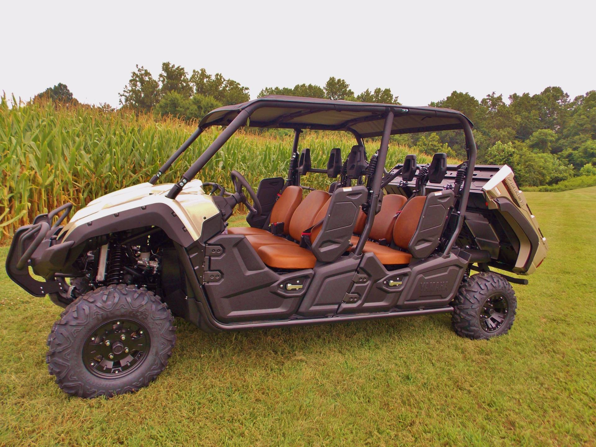 New 2018 yamaha viking vi eps ranch edition utility for Yamaha viking 6 seater top speed