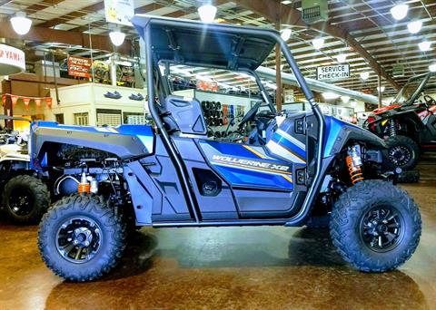 2019 Yamaha wolverine in Statesville, North Carolina
