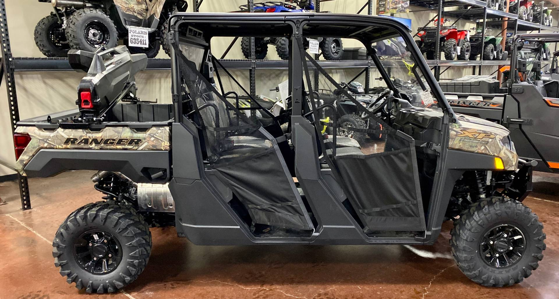 2020 Polaris Ranger Crew 1000 EPS in Statesville, North Carolina - Photo 3