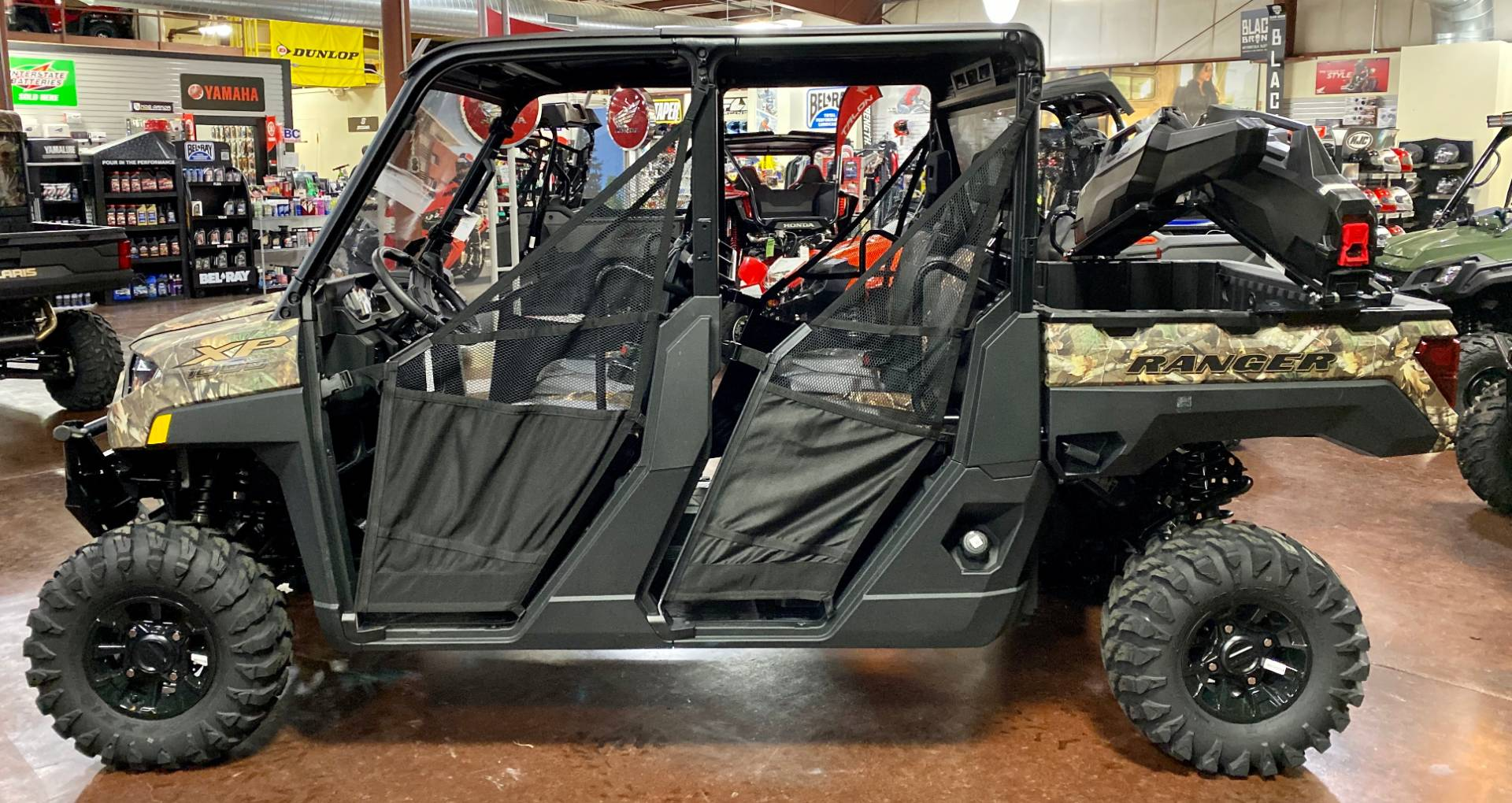 2020 Polaris Ranger Crew 1000 EPS in Statesville, North Carolina - Photo 4