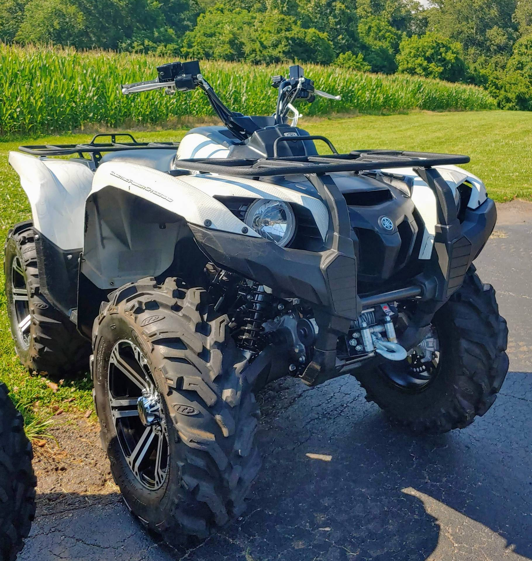 2010 Yamaha Grizzly 700 FI Auto. 4x4 EPS Special Edition in Statesville, North Carolina - Photo 3