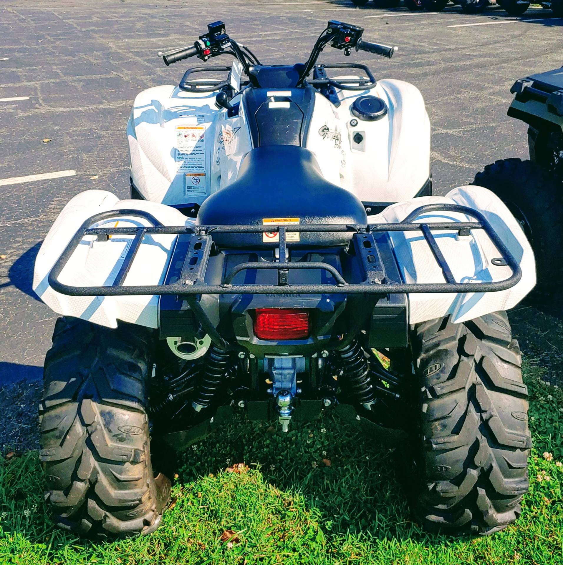 2010 Yamaha Grizzly 700 FI Auto. 4x4 EPS Special Edition in Statesville, North Carolina - Photo 9