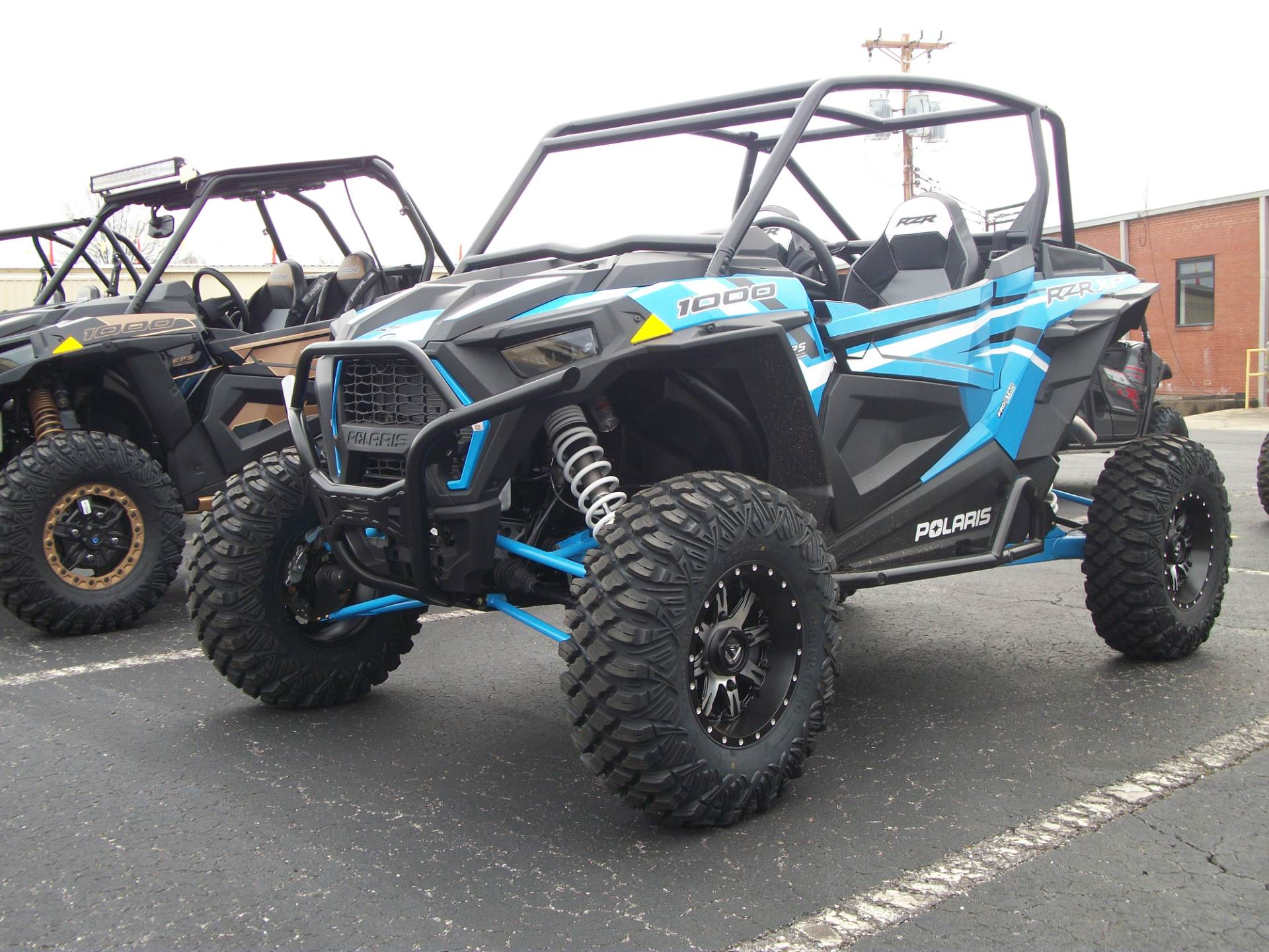 2019 Polaris RZR XP 1000 in Statesville, North Carolina - Photo 1