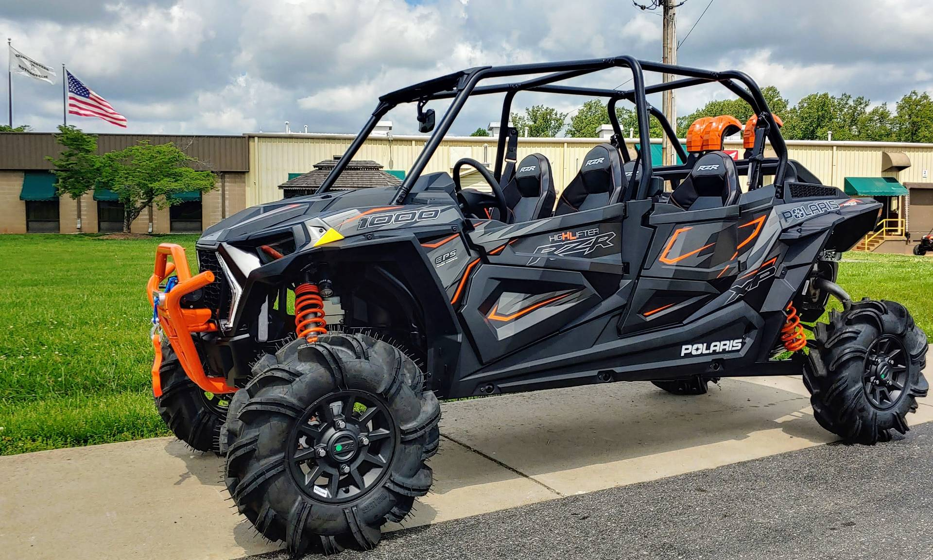 Polaris Rzr 1000 4 Seater >> 2019 Polaris Rzr Xp 4 1000 High Lifter In Statesville North Carolina