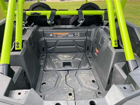 2021 Polaris RZR Turbo S Lifted Lime LE in Statesville, North Carolina - Photo 10