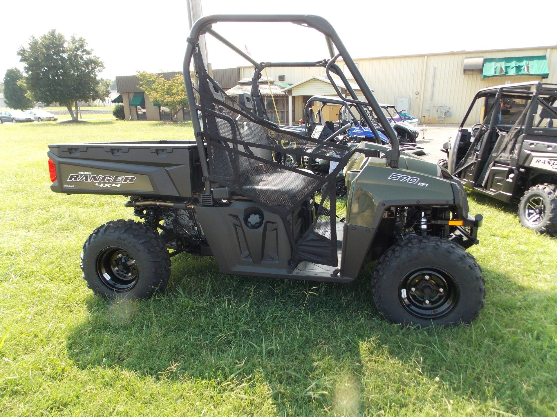 2018 Polaris Ranger 570 in Statesville, North Carolina