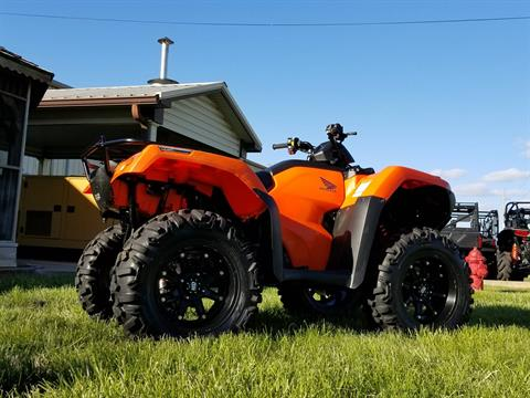 2015 Honda FourTrax® Rancher® 4x4 DCT IRS EPS in Statesville, North Carolina