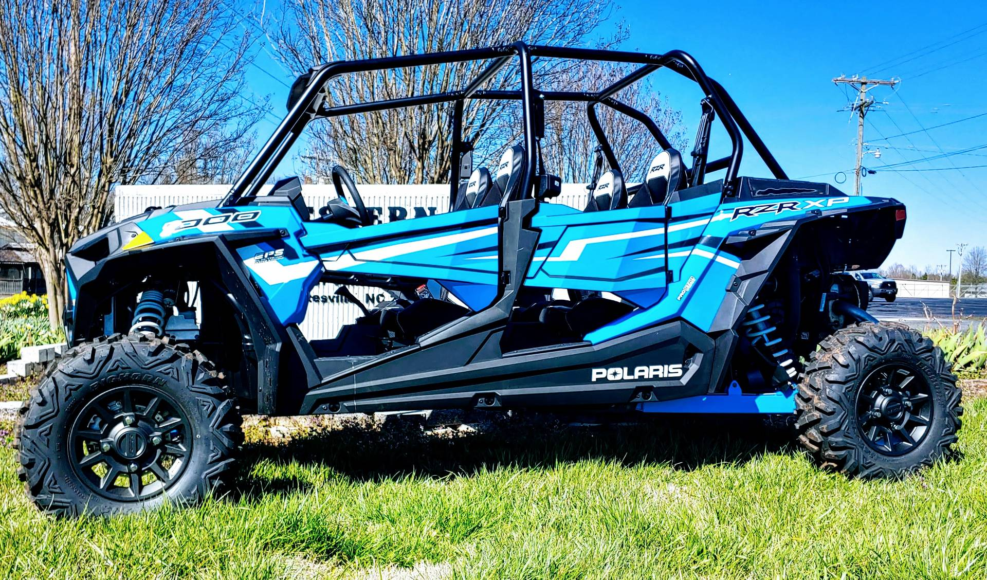 2019 Polaris RZR XP 4 1000 EPS in Statesville, North Carolina - Photo 5