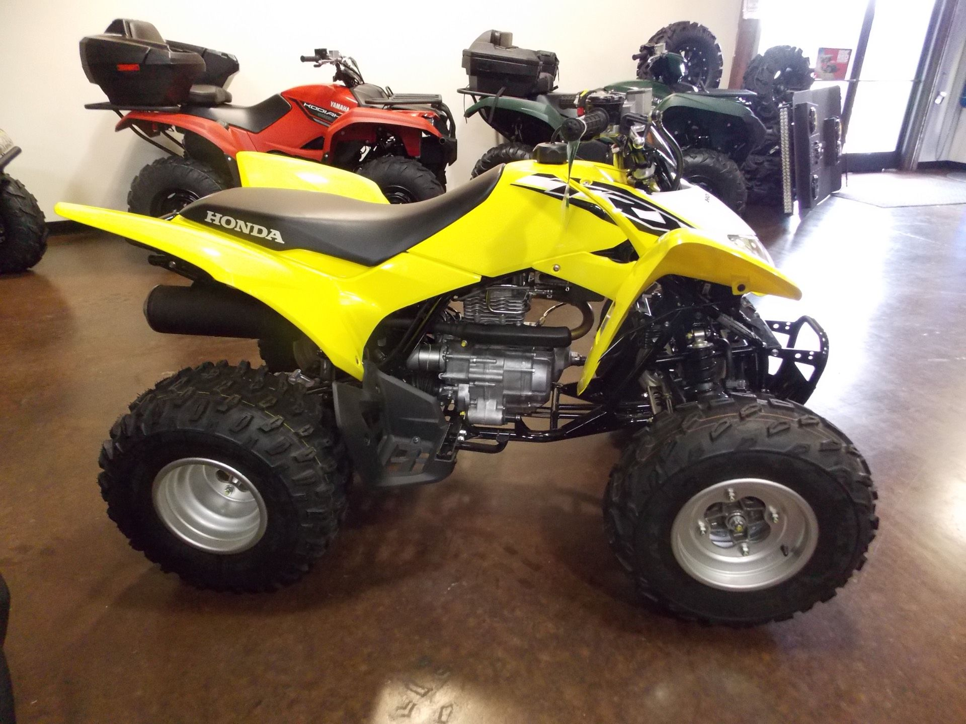 New 2018 Honda Trx250x Atvs In Statesville Nc Stock Number