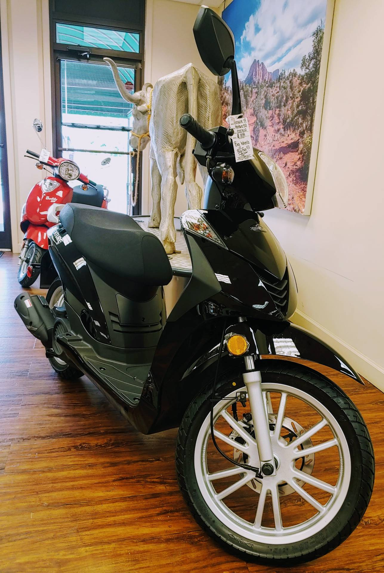 2019 Genuine Scooters Venture 50 in Statesville, North Carolina - Photo 2