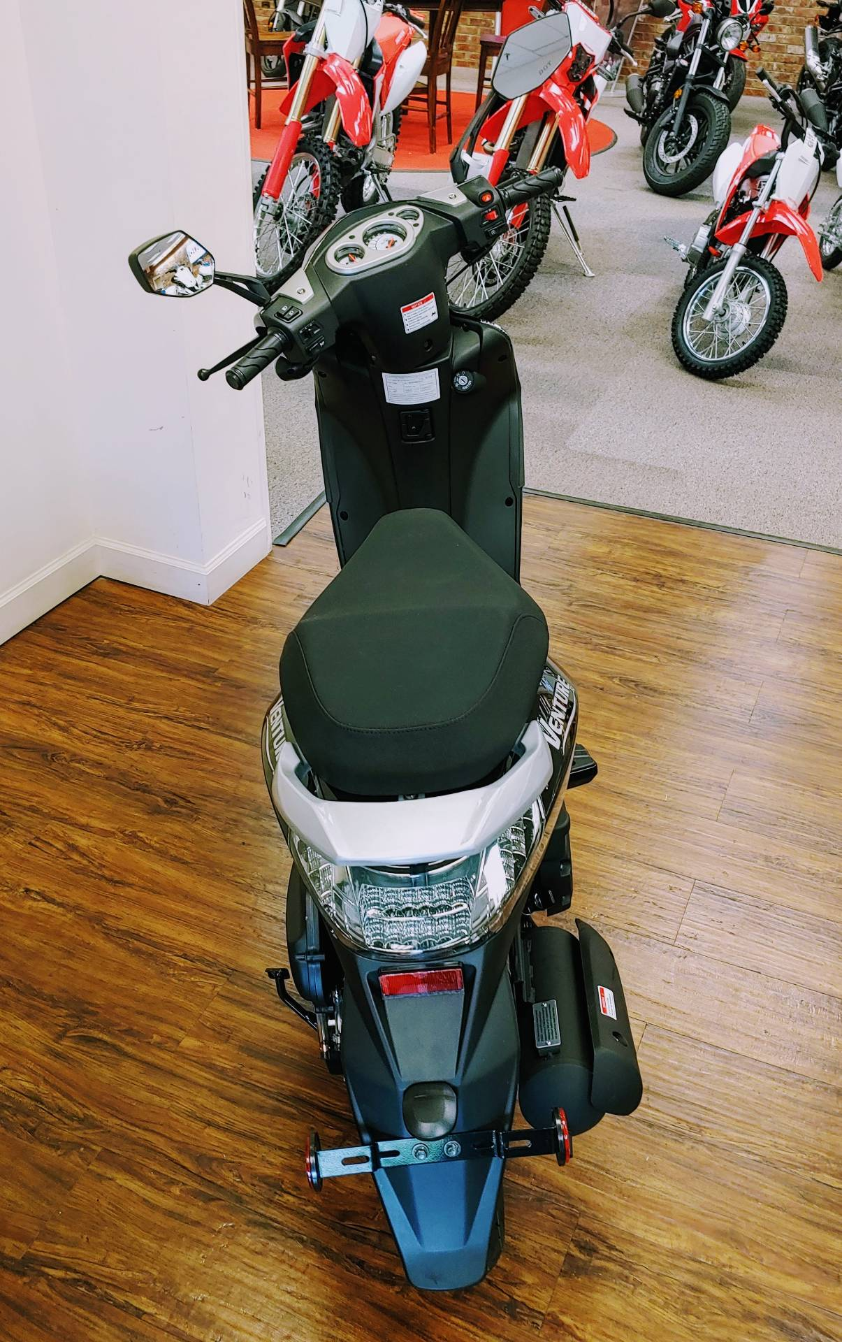2019 Genuine Scooters Venture 50 in Statesville, North Carolina - Photo 5