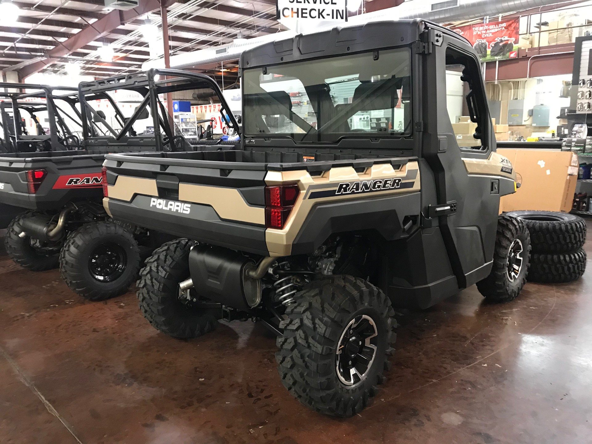 2020 Polaris Ranger XP 1000 NorthStar Premium in Statesville, North Carolina - Photo 3