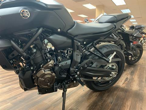 2020 Yamaha MT-07 in Statesville, North Carolina - Photo 3