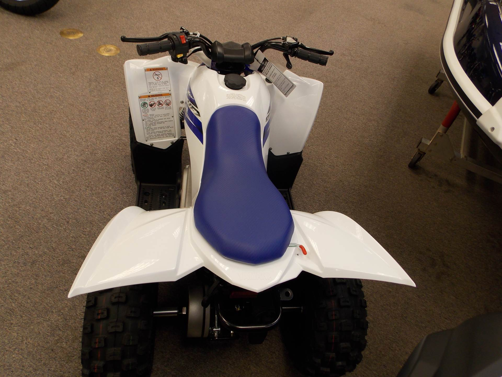 2017 Yamaha YFZ50 in Statesville, North Carolina