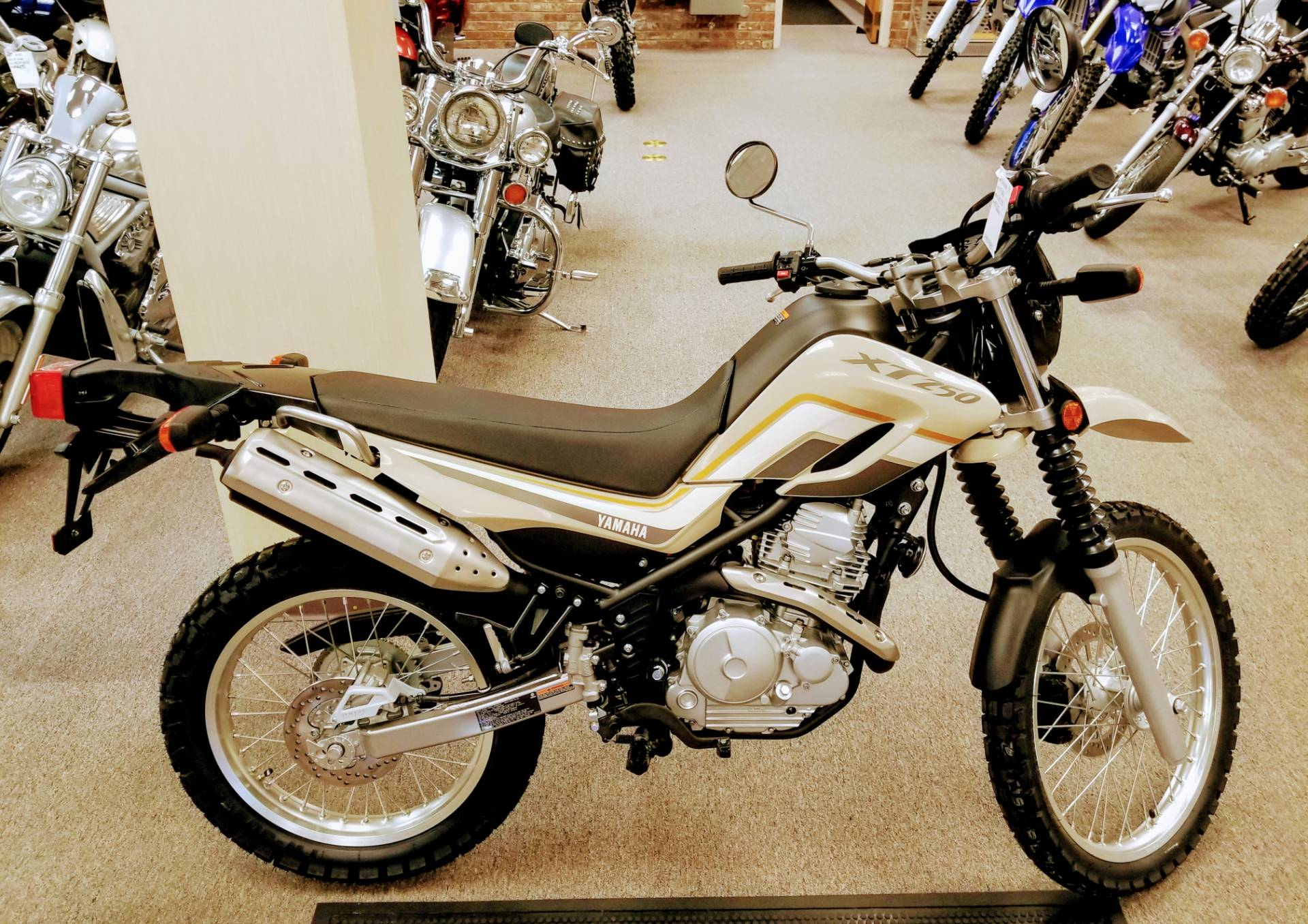 2019 Yamaha XT250 in Statesville, North Carolina