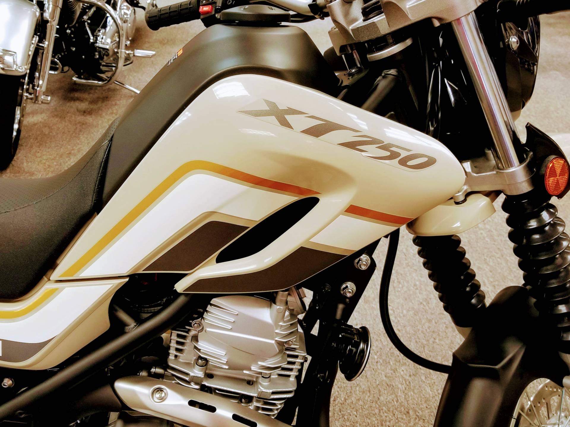 2019 Yamaha XT250 in Statesville, North Carolina
