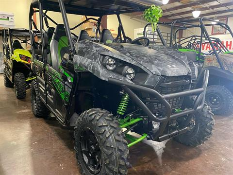2021 Kawasaki Teryx4 LE in Statesville, North Carolina - Photo 2