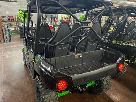 2021 Kawasaki Teryx4 LE in Statesville, North Carolina - Photo 4
