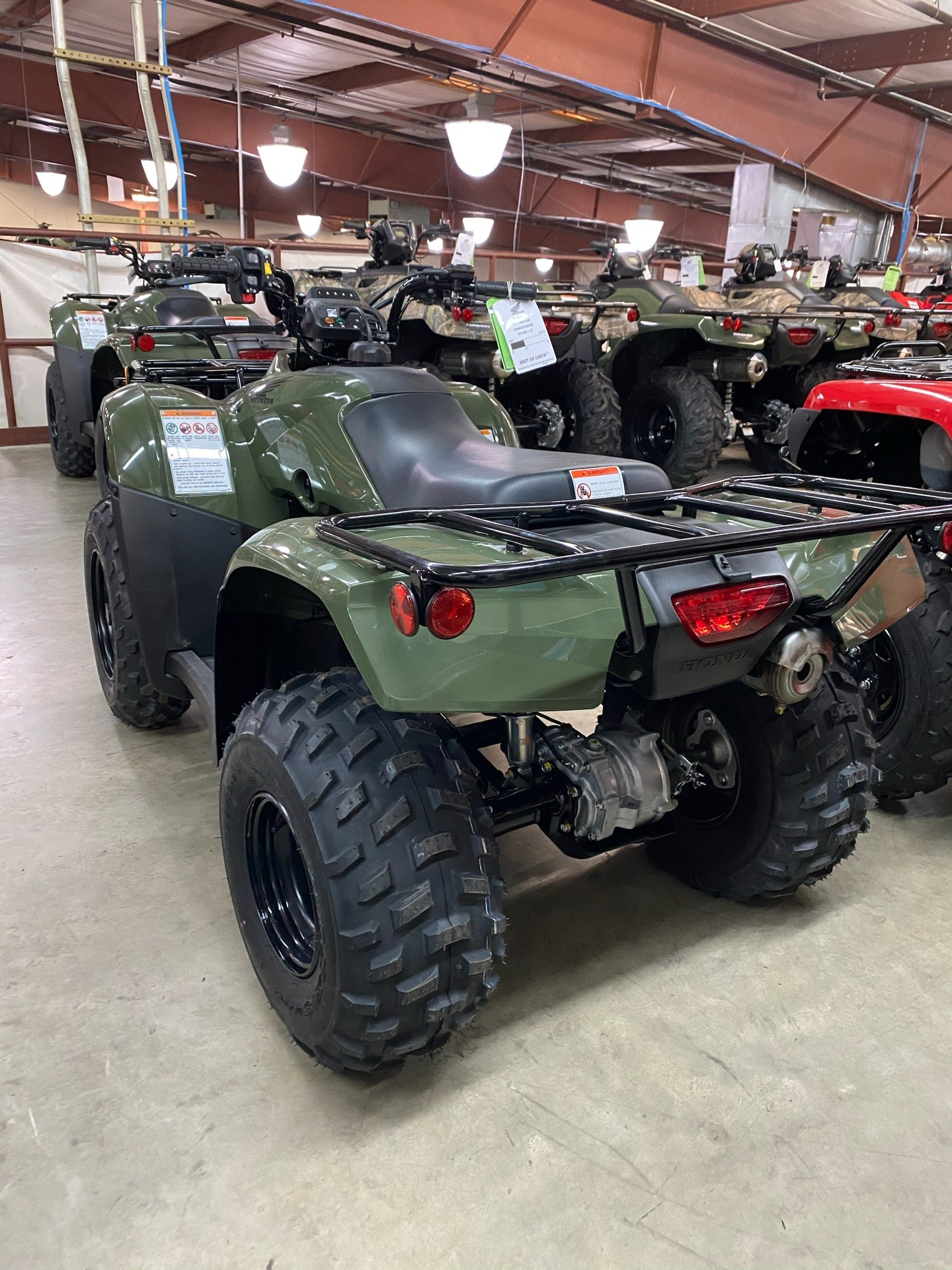 2020 Honda FourTrax Recon ES in Statesville, North Carolina - Photo 2