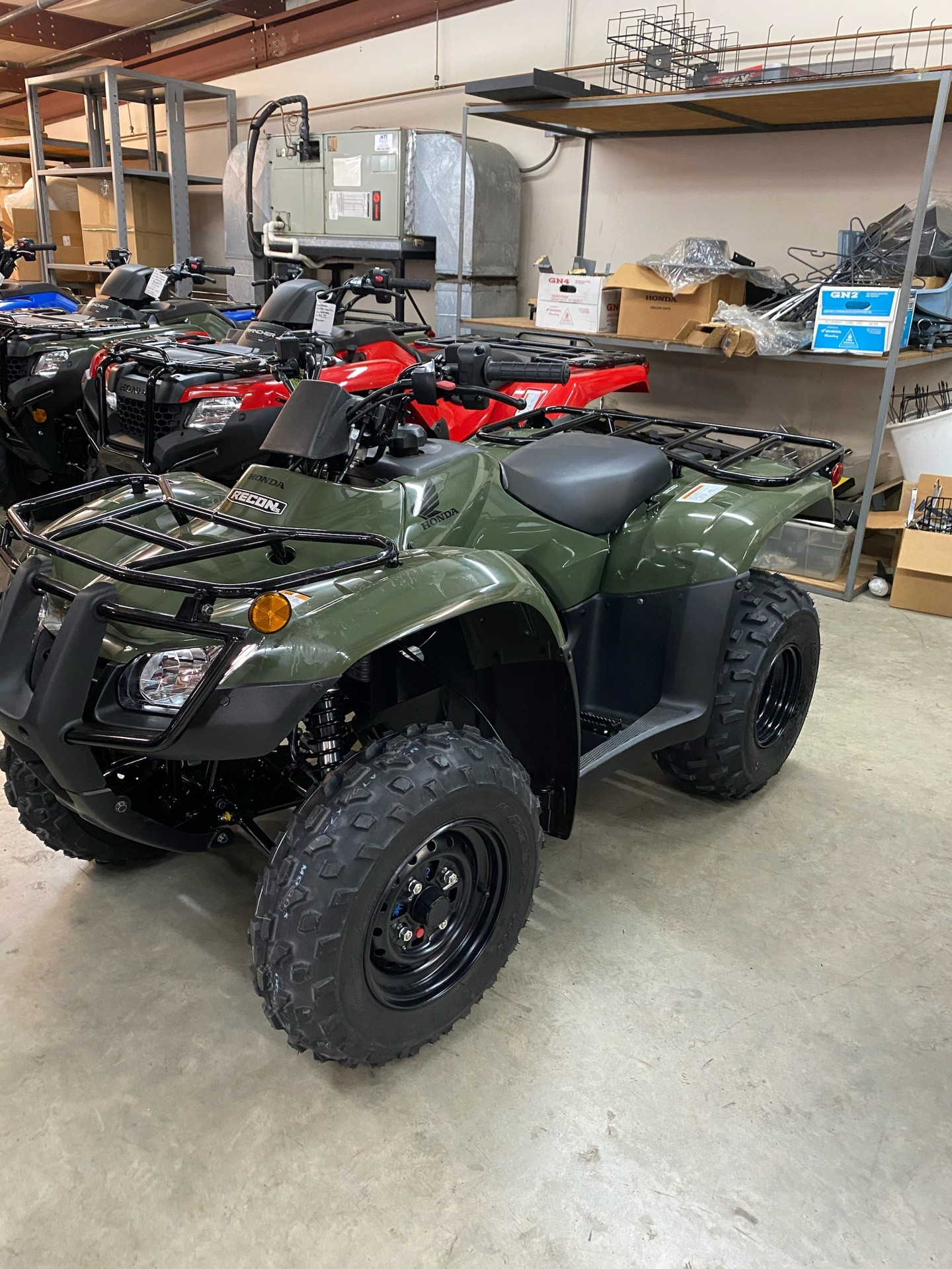 2020 Honda FourTrax Recon ES in Statesville, North Carolina - Photo 3