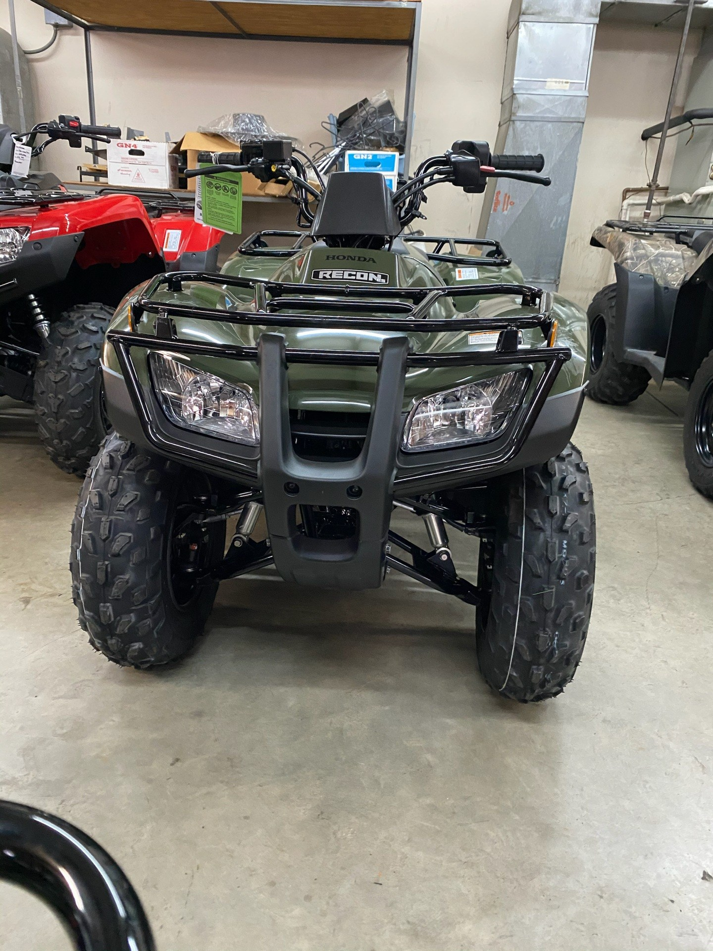 2020 Honda FourTrax Recon ES in Statesville, North Carolina - Photo 1
