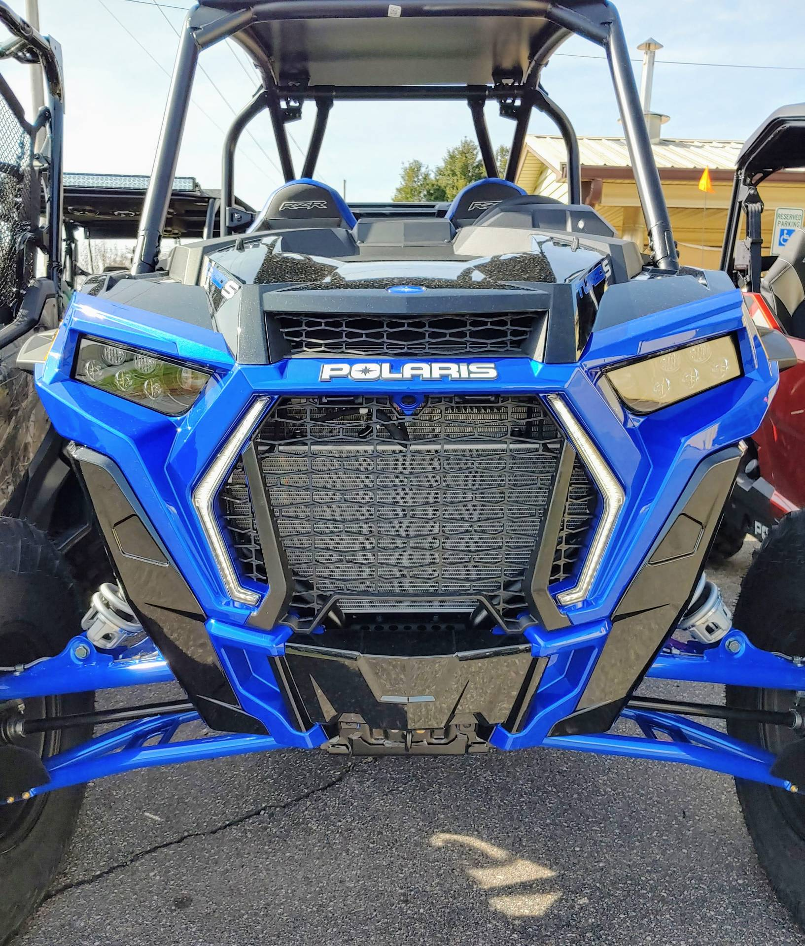 2018 Polaris RZR XP Turbo S in Statesville, North Carolina
