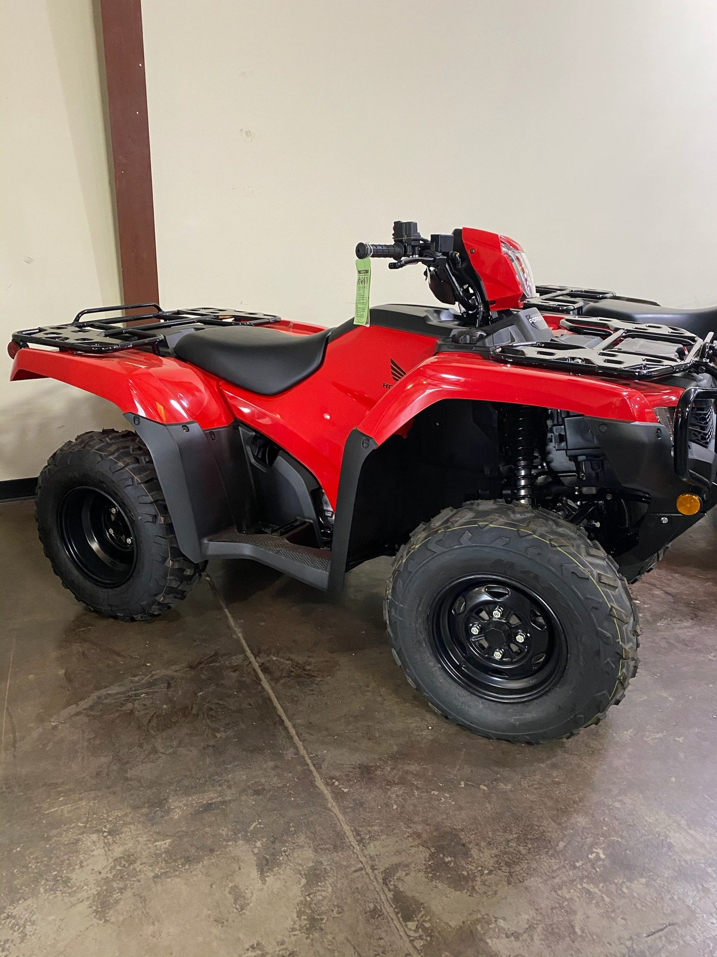 2020 Honda FourTrax Foreman Rubicon 4x4 EPS in Statesville, North Carolina - Photo 2