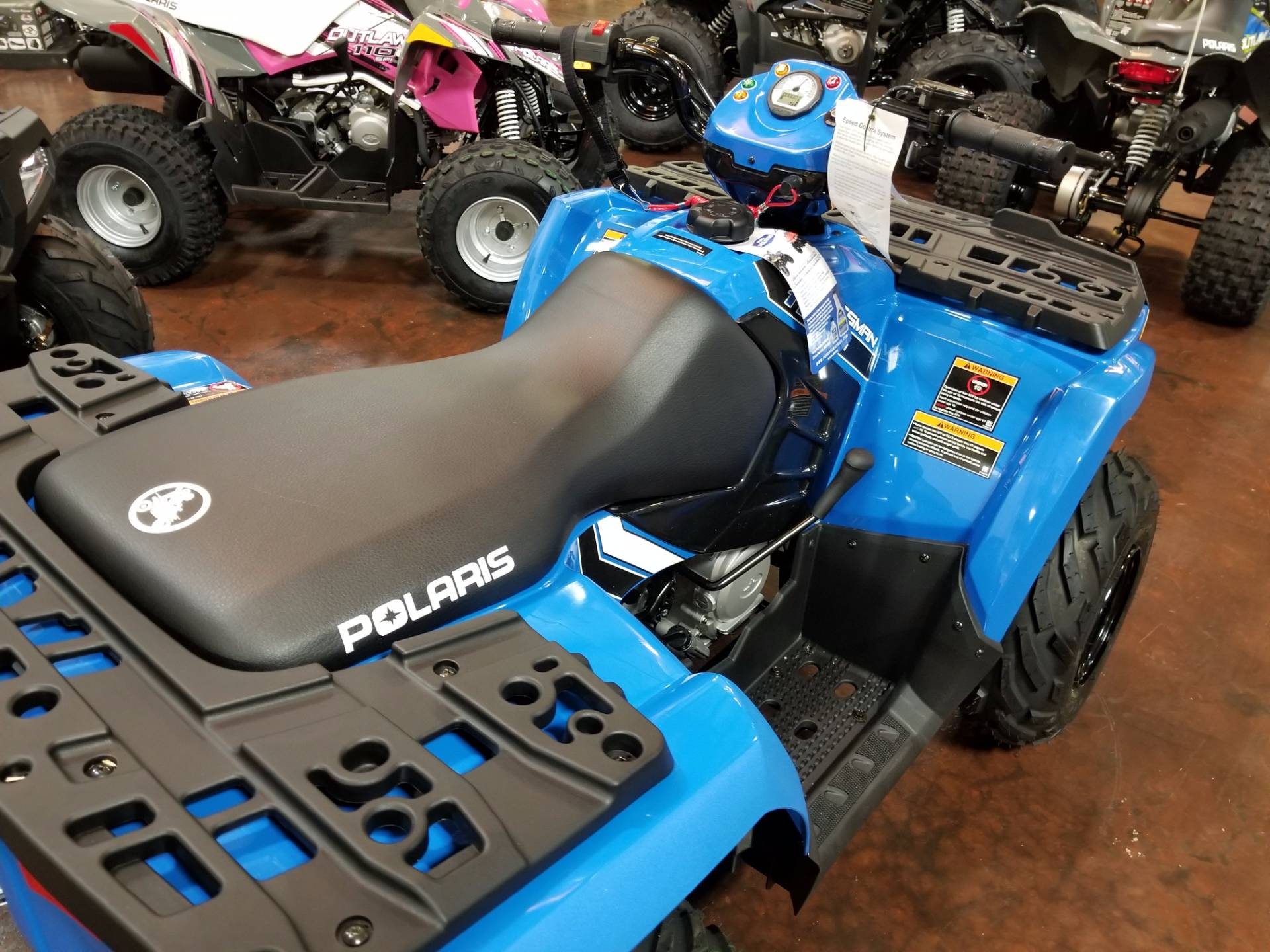 2019 Polaris Sportsman 110 EFI in Statesville, North Carolina