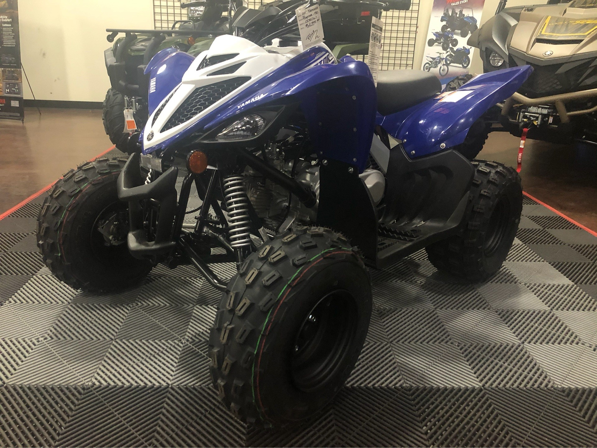 2020 Yamaha Raptor 90 in Statesville, North Carolina - Photo 1