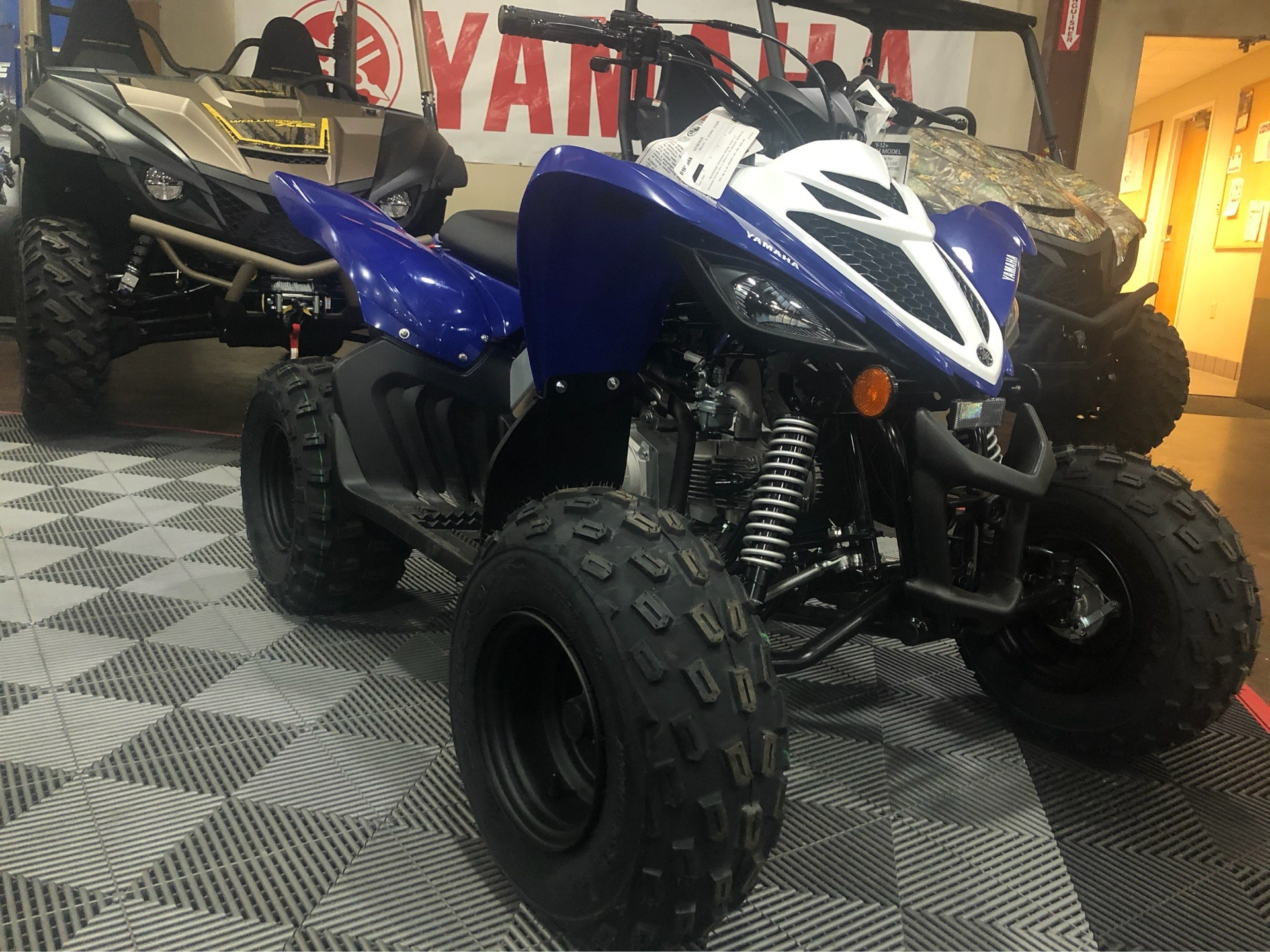 2020 Yamaha Raptor 90 in Statesville, North Carolina - Photo 2