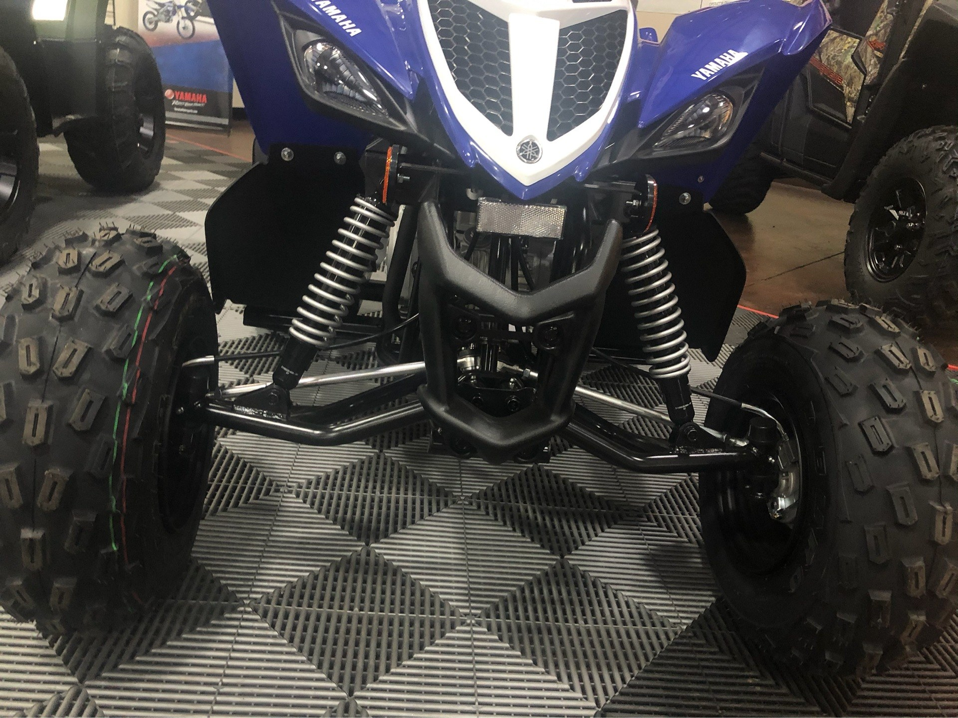 2020 Yamaha Raptor 90 in Statesville, North Carolina - Photo 3