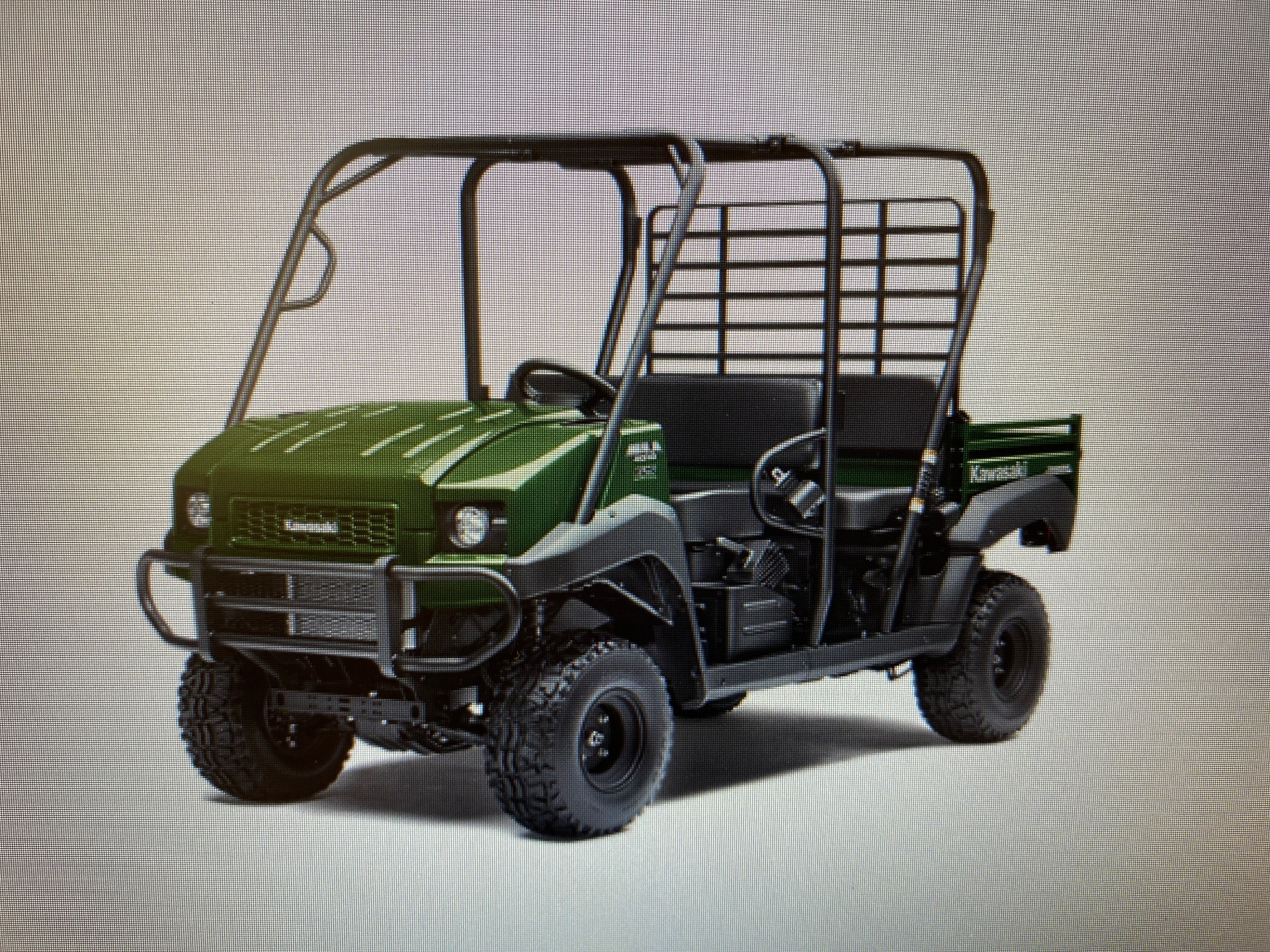 2021 Kawasaki Mule 4010 Trans4x4 in Statesville, North Carolina