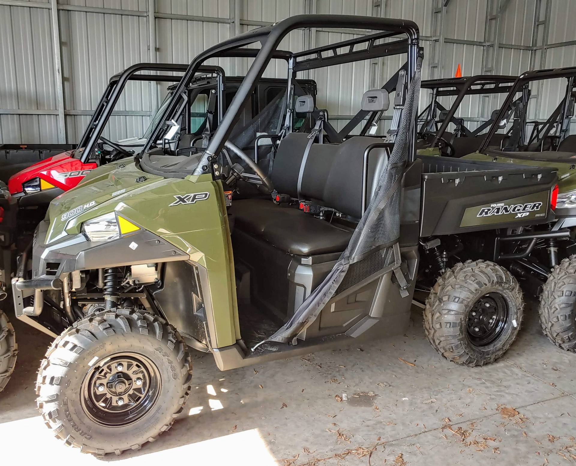2019 Polaris Ranger XP 900 in Statesville, North Carolina - Photo 1