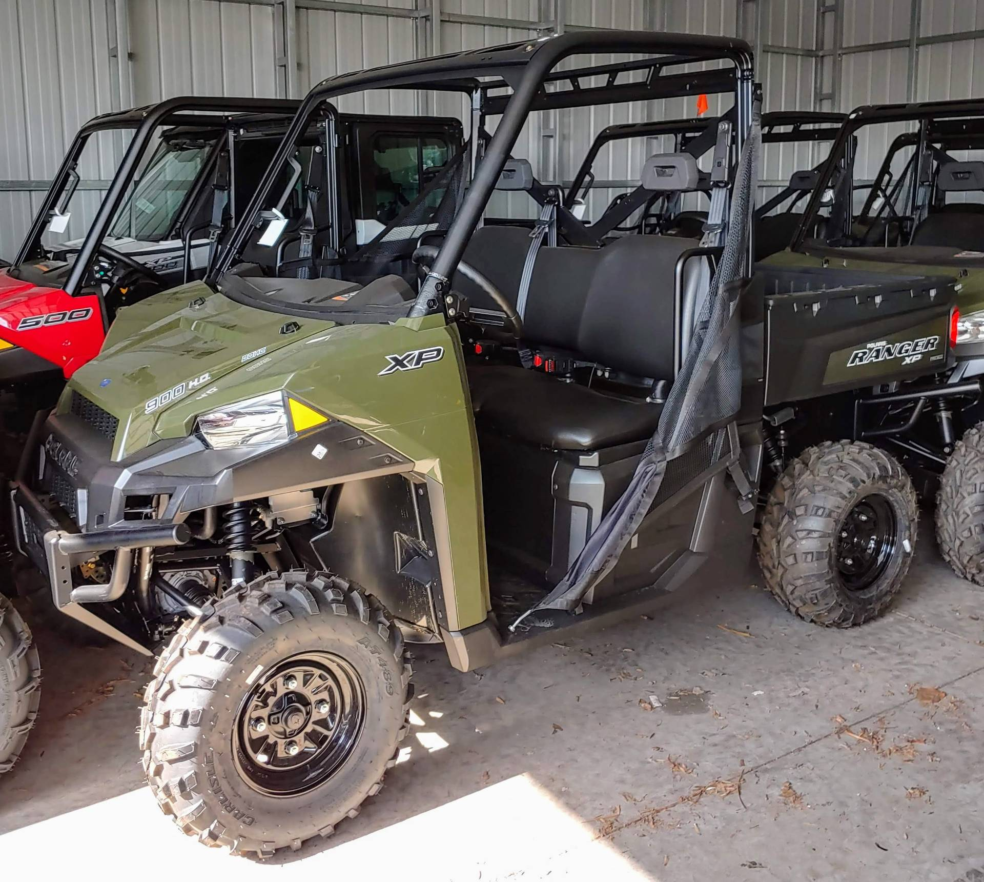 2019 Polaris Ranger XP 900 in Statesville, North Carolina - Photo 2