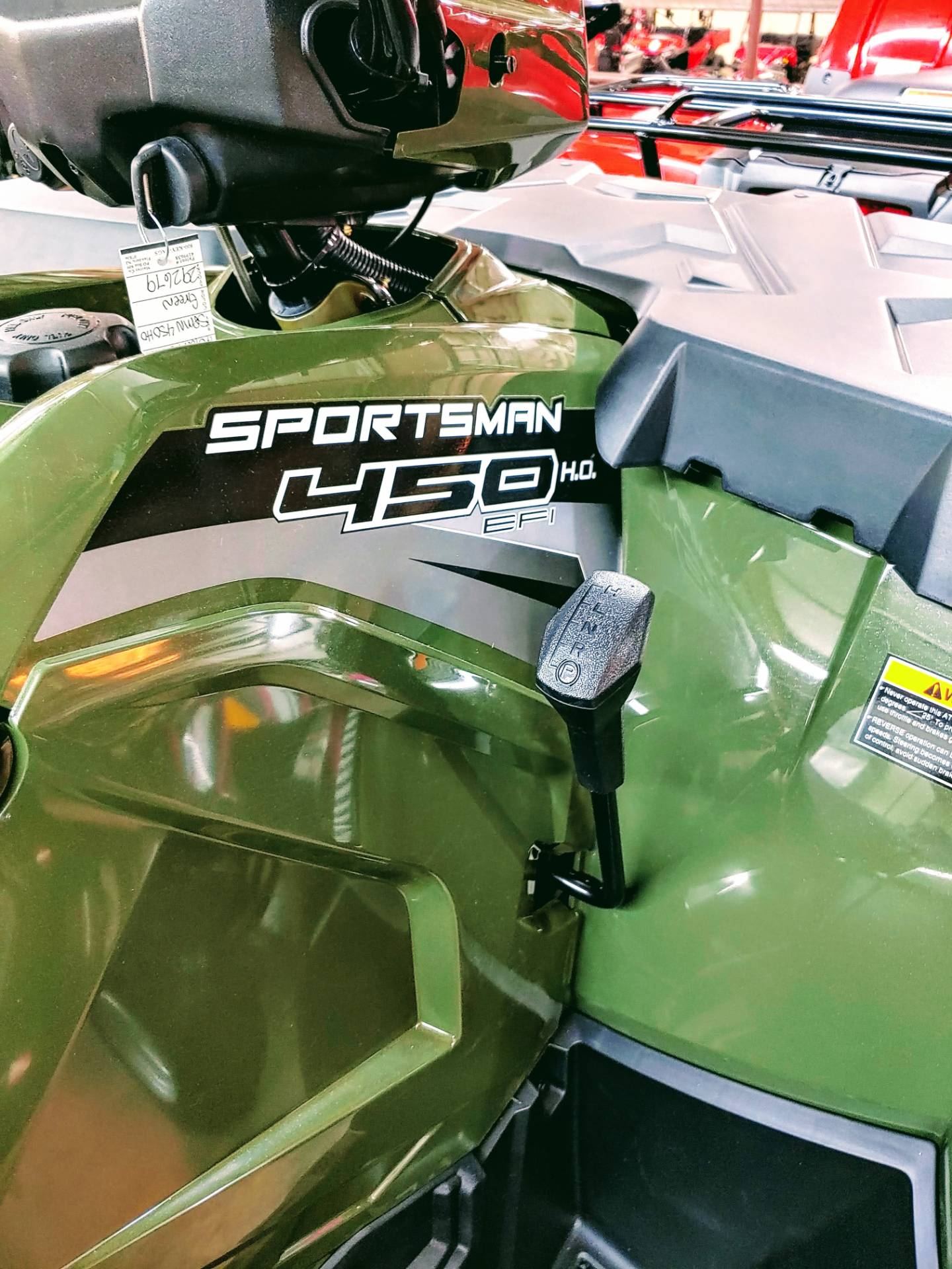 2019 Polaris Sportsman 450 H.O. in Statesville, North Carolina - Photo 6