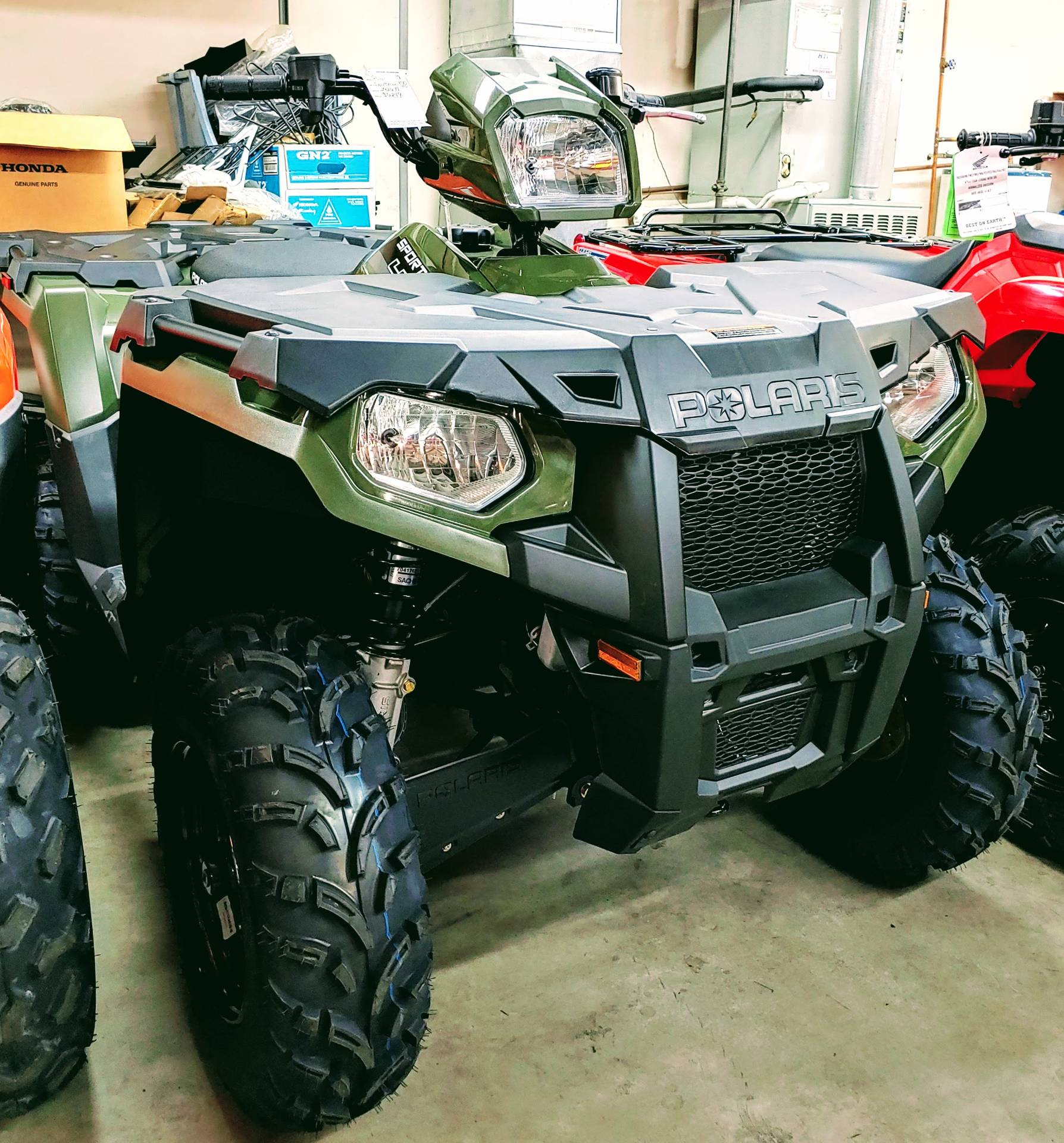 2019 Polaris Sportsman 450 H.O. in Statesville, North Carolina - Photo 2